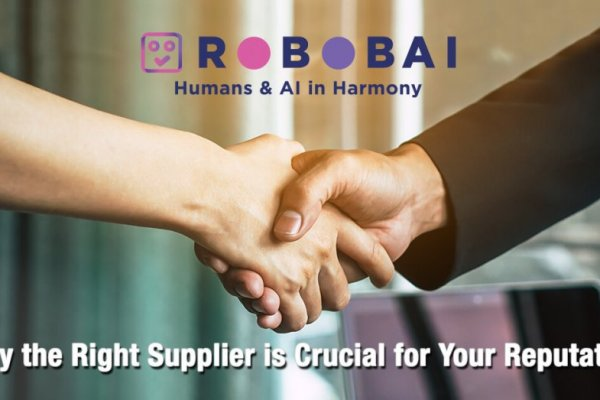 Why the right supplier is crucial for your reputation